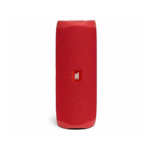 FLIP 5 Waterproof Portable Bluetooth Speaker - Red