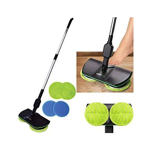 Rechargeable Cordless Electric Spinning Mop