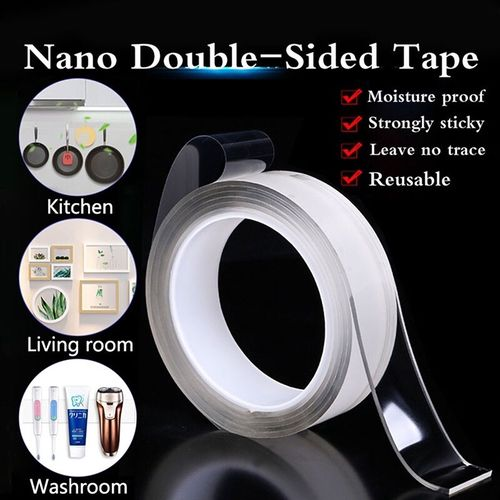 Magic Multifunctional Nano Traceless Double-Sided Grip Tape