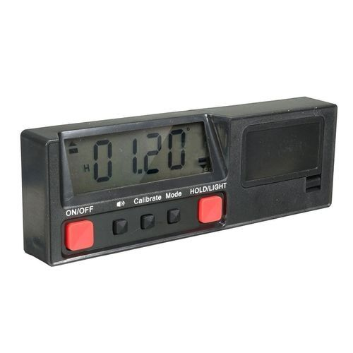 360° Electronic Digital Inclinometer Angle Protractor Gauge Level Box Meter New