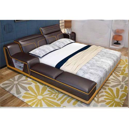 Functional Ultra Modern Design Bed Set