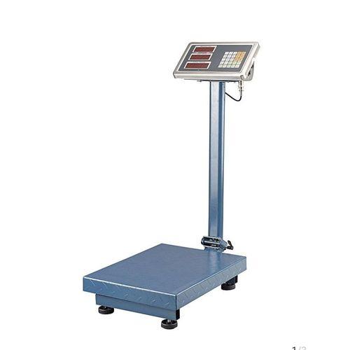 Electronic Digital Platform Scale 150kg Chakared Plate