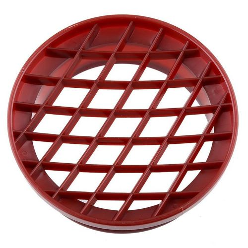 Pineapple Print Pineapple Package Cake Mold Bread Engraving Baking Tool Red