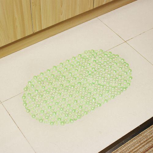 PVC Anti Skid Suction Cup Grip Shower Bath Tub Mat Rug Home Bathroom Non-Slip