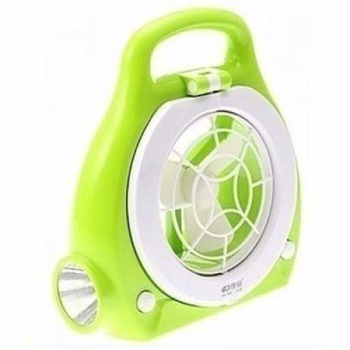 Rechargeable Lamp & Fan