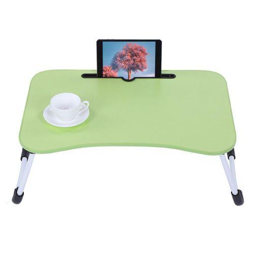 Portable Folding Lazy Relax Computer Desk Mini Munctional Laptop Deskon Bed