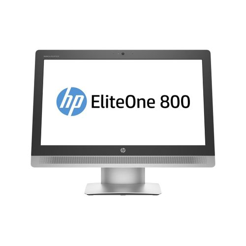 Eliteone 800 G2 23-All-In-One Pc - Energy Star - Intel Core I7 - 8GB Ram - 1TB HDD - Win10 Pro