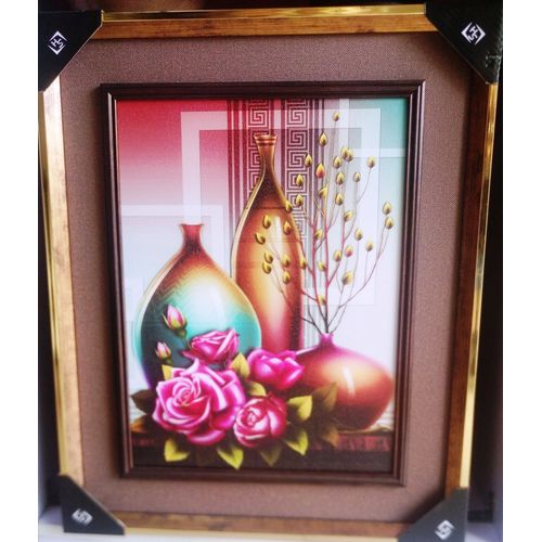 Wall Art Picture Frame - Multi