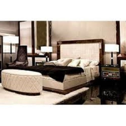 Carlos Bed Frame In All Sizes (mattress, Dressing Mirror Set & Foot Rest Available On Request), DELIVERY IN LAGOS.