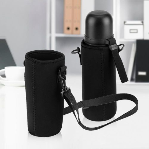 Water Bottle Sleeve Carrying Pouch Bag Holder For Outdoor Camping Hiking Fishing (#2)