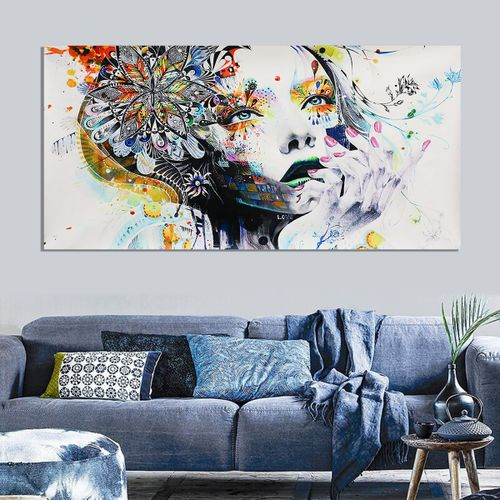 """39.4"""" X 19.7""""Details Modern Wall Canvas Picture Print Decor"""