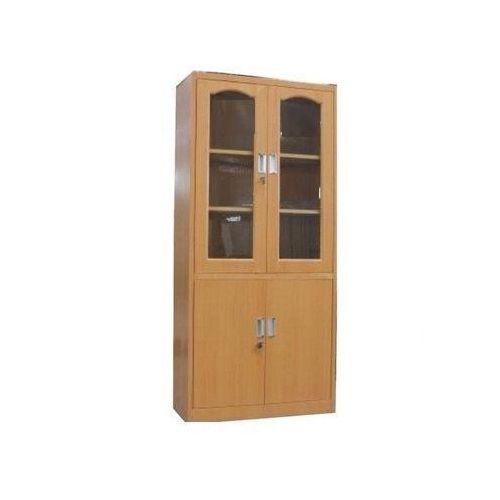 Metal Cabinet With Glass & Metal Door-CIC10-025-1