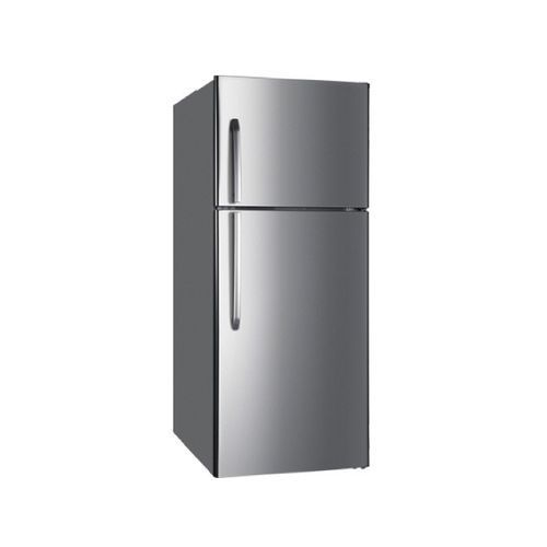 490 Litres Double Door Refrigerator -Fridge&Top Freezer - Silver