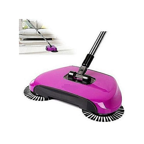 Magic Sweeper Spin Broom & Vacuum Cleaner