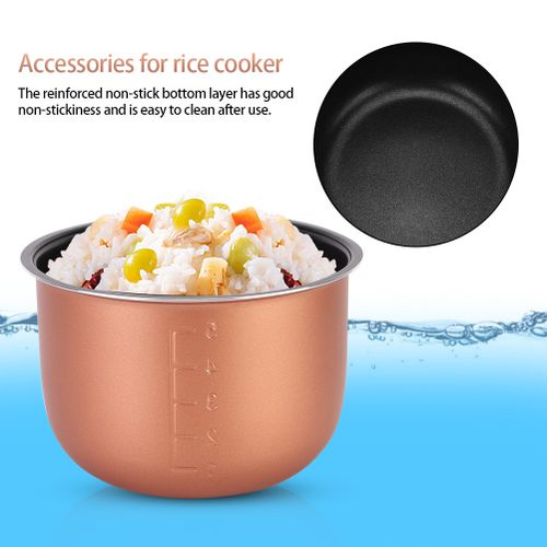 Non-stick Inner Cooking Pot Liner Container Replacement Accessories For 1.5L 1.6L Rice Cooker