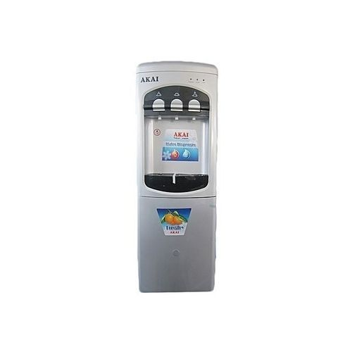 AKAI 3 TAP WATER DISPENSER WITH FRIDGE