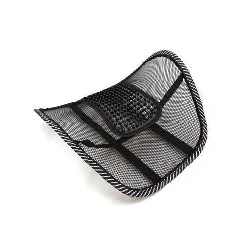 Mesh Cushion Office Chair & Car Seat Lumbar Back Support