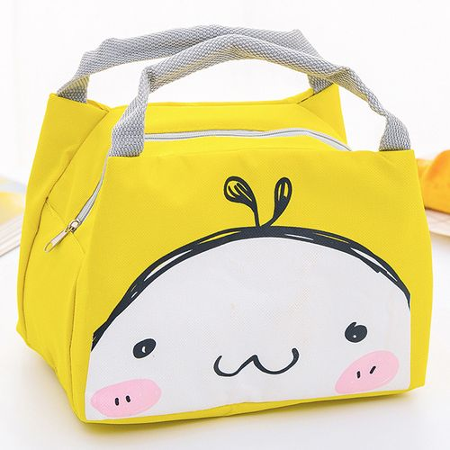 Unicorn Women Girls Kids Portable Insulated Lunch Bag Box