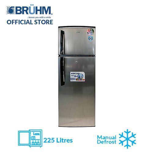 225 Litres Refrigerator Double Door BRD-225