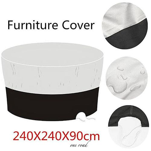 Prestige Outdo 240Cm Furniture Cover 600D Dust And Rain Ultraviolet Protection