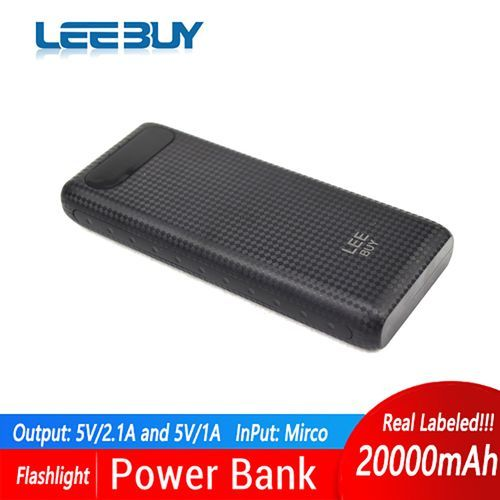 20000mAh Portable Power Banks For Tecno Infinix Itel Huawei