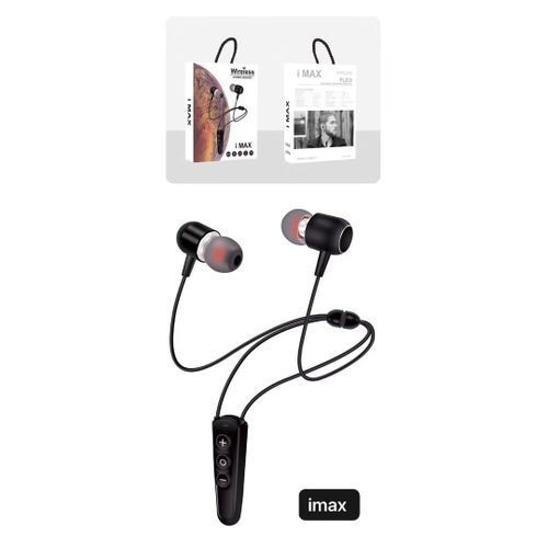IMax Wireless Bluetooth Stereo Headset