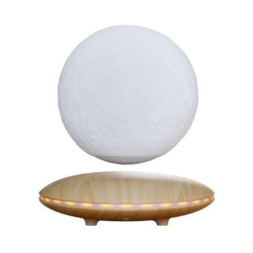 Levitating Moon Lamp Floating Spinning Led 3D Moon Light 3