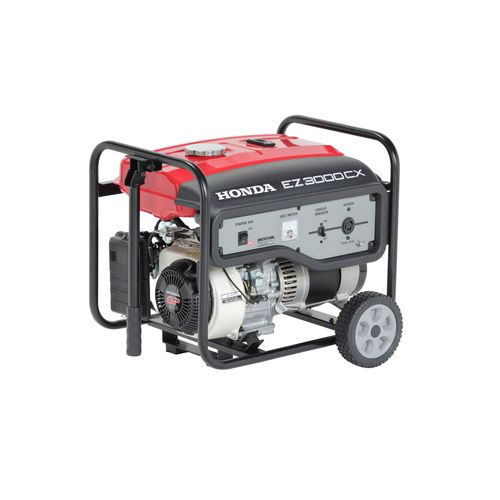 2.5KVA EZ3000CX Manual Generator (PREPAID ONLY)