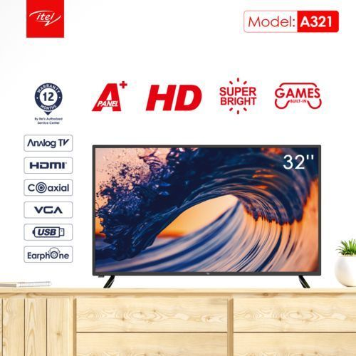 "32"" A Series LED HD TV-A321"