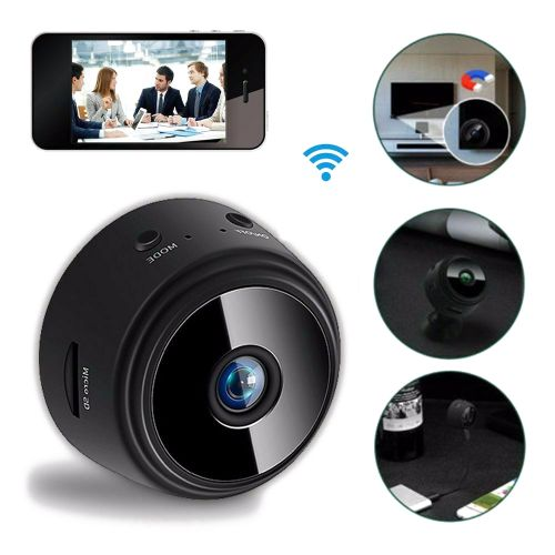 Mini Security Camera Hidden Cameras Wifi Home Camera