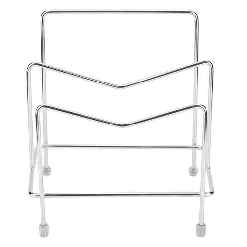 Stainless Steel Chopping Board Rack Cabinet Cutting Shelves Holder Storage Kitchen Organizer