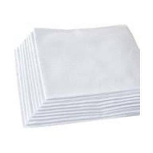 Handkerchief (12-in-1 Pack) - White