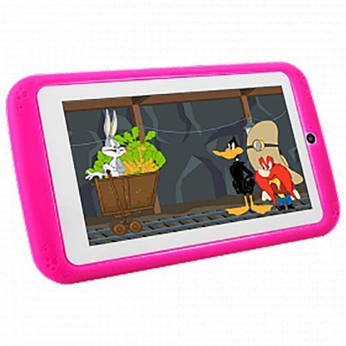 Atouch K89 Android Tablet 7-Inch 1GB RAM +16GB Storage (Pre-Installed Educational Apps)
