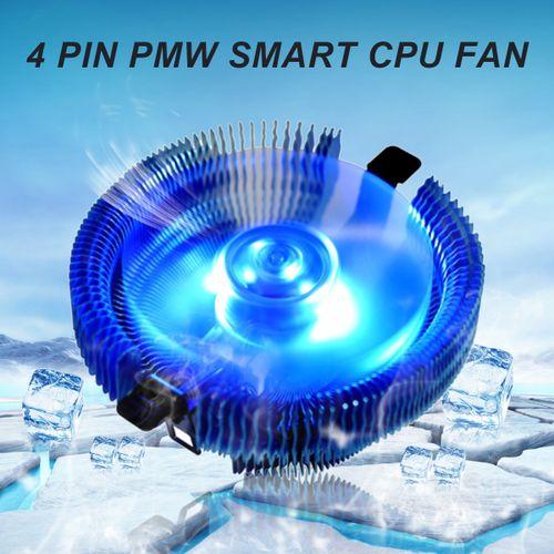 CPU Cooler Fan Heatsink / Case Fan For AMD 54/939/940/AM2 Intel LGA775/1156/1155