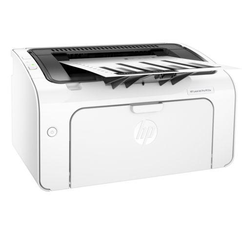 LaserJet Pro M12w Black And White Printer