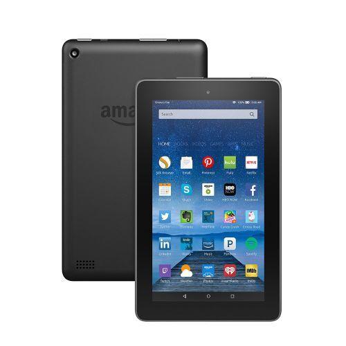 Kindle Fire HD 7 (HD Display, Wi-Fi, 16GB ROM) Tablet - Black