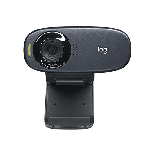 Logitech C310 Simple Video Calling In HD 720p