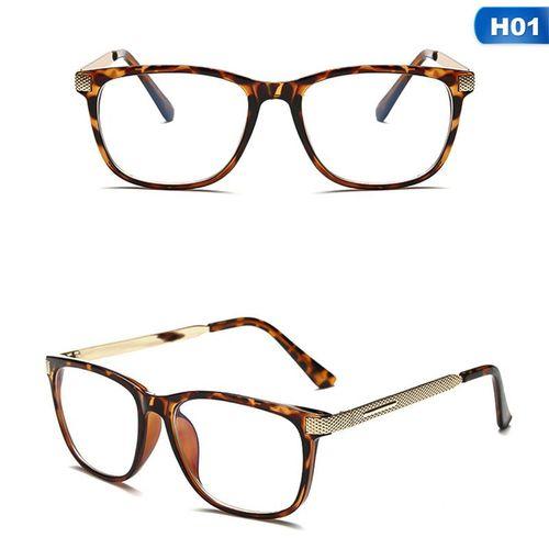 Eleganya1 PC Boutique Retro Eyeglasses Frame Unisex Myopia Eyewear Frame