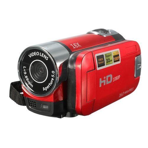 "2.7"" Digital Video Camcorder 1080P Camera Red"
