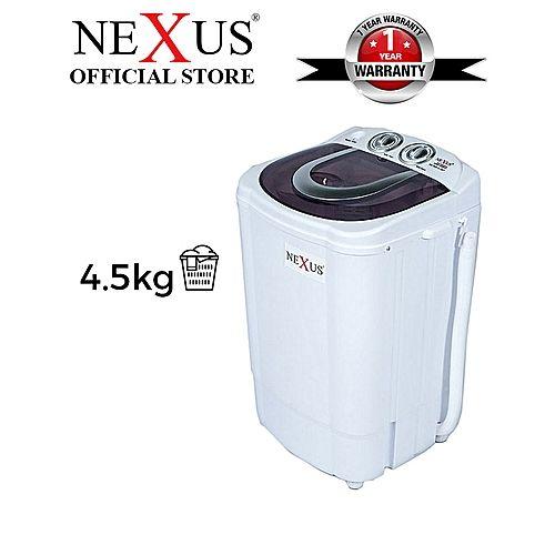 4.5kg Single Tub Washing Machine (NX-WM-4SASR)