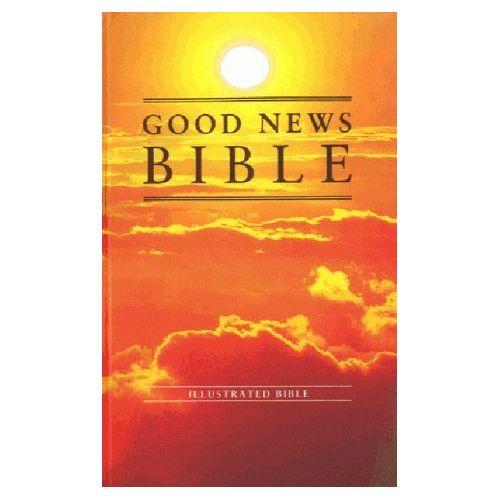Good News Bible Illustrated + Bible Study DVD Software