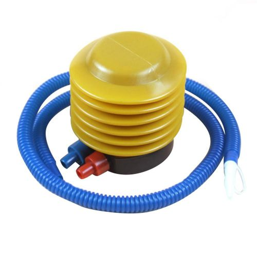 Plastic Foot Inflator Air Pump For Wedding Party Inflatable Toy Balloon Swimming Ring