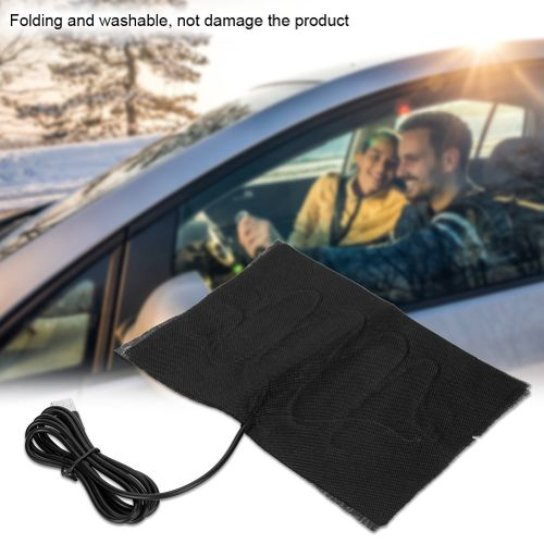1Pcs Household Heated Blanket Mat Folding Washable Lightweight Electric Heating Pad Warmer With USB Port
