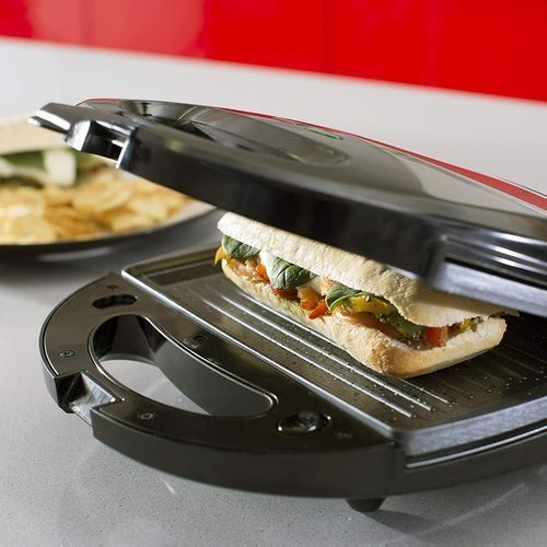 Exquisite 3-in-1 Sandwich Maker, Grill, And Waffle