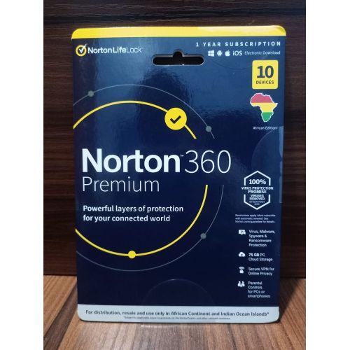 Security Premium 10 Devices