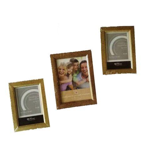 3 Photo Frames - 2nos. 4X6 1no. 5X7