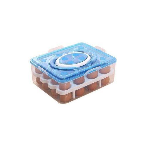 32pcs Egg Storage Rack Box