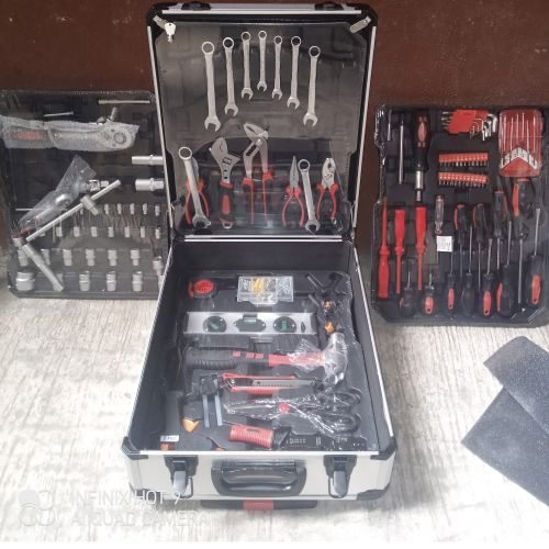 Electrical & Mechanical Tools Box Trolley