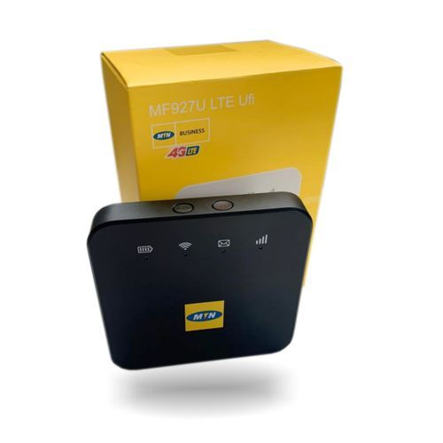 MTN 4G LTE Ufi WiFi Internet Router HotSpot With Free 10GB