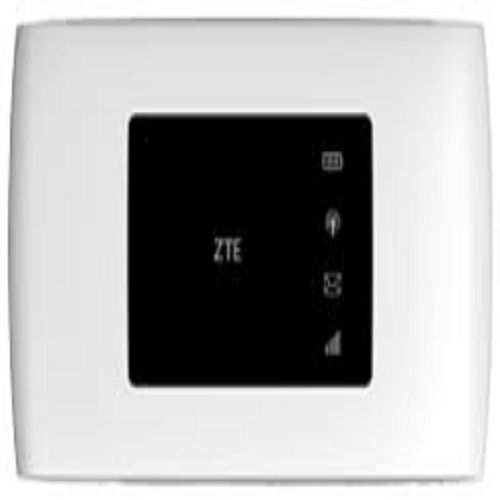 ZTE Universal Mobile 4G Wifi / Mifi ( Ntel, Mtn, Glo, Airtel, Etisalat Or 9mobile) WHITE